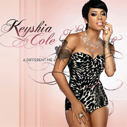 Keyshia Cole - A Different Me Cover