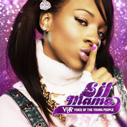 Lil' Mama - VYP: Voice of the Young People Cover