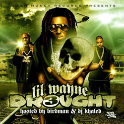 Lil&#8217; Wayne - The Drought 3 Cover