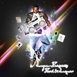 Lupe Fiasco- Food & Liquor Cover