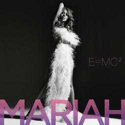 Mariah Carey - E=MC² Cover