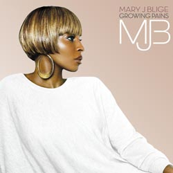 Mary J. Blige - Growing Pains Cover