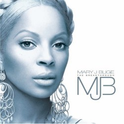 Mary J. Blige - The Breakthrough Cover