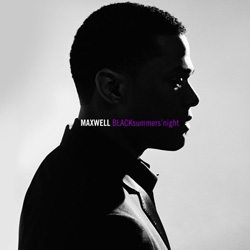 Maxwell - BLACKsummers'night Album Cover