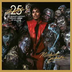 Michael Jackson - 25th Anniversary of Thriller Cover