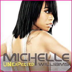 Michelle Williams - Unexpected Album Cover