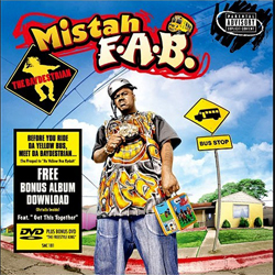 Mistah F.A.B. - Da Baydestrian Cover