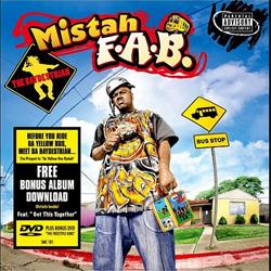 Mistah F.A.B. - Da Baydestrian Cover