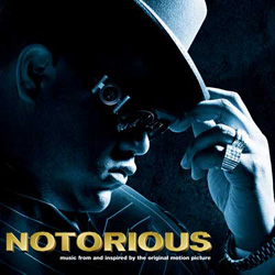 Notorious Soundtrack Album Cover