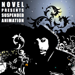 Novel - Suspended Animation Cover