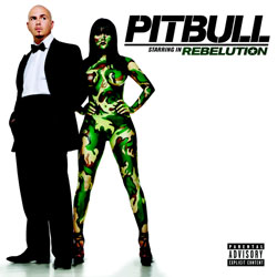 PItbull - Rebelution Cover