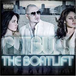 Pitbull - The Boatlift Cover