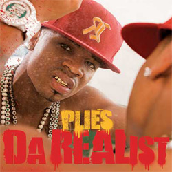 Plies - Da Realist Cover