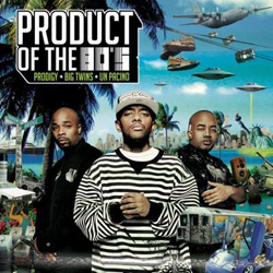 Prodigy - Product of the 80s Cover