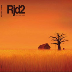 RJD2 - The Third Hand Cover