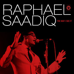 Raphael Saadiq - The Way I See It Cover