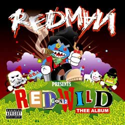 Redman - Red Gone Wild Cover