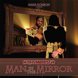Mark Ronson Presents Rhymefest: Man in the Mirror Cover