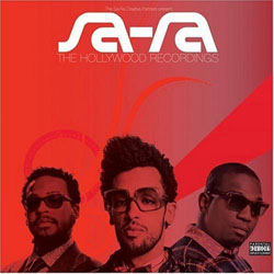Sa-Ra - The Hollywood Recordings Album Cover