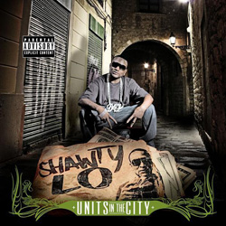Shawty Lo - Units In The City Cover