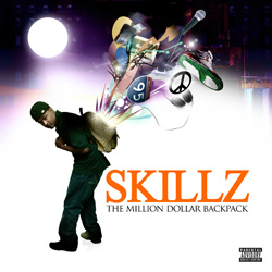 Skillz - Million Dollar Backpack Cover