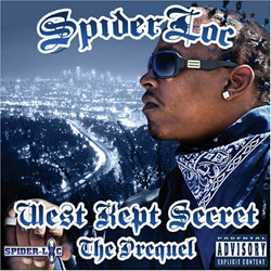 Spider Loc - West Kept Secret: The Prequel Cover