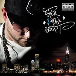 Statik Selektah - Stick 2 Tha Script Cover
