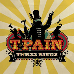 T-Pain - Thr33 Ringz Cover