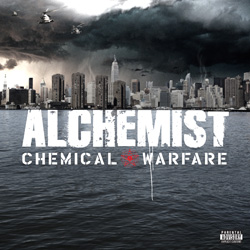 The Alchemist - Chemical Warfare Cover