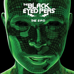 Black Eyed Peas - The E.N.D. Cover