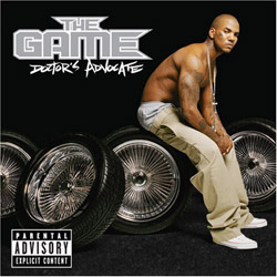 The Game - The Doctor's Advocate Cover