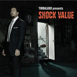 Timbaland Presents Shock Value Cover