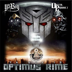 Ya Boy - Optimus Rime Cover