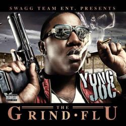 Yung Joc - Grind Flu Cover