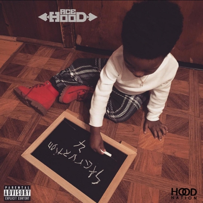 Ace Hood - Starvation 4 Album Cover