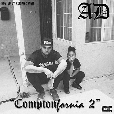 AD - ComptonFornia 2 Album Cover