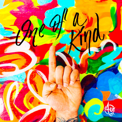 Aer - One Of A Kind Album Cover
