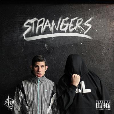 Aer - Strangers EP Cover