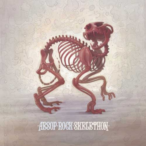 Aesop Rock - Skelethon Cover