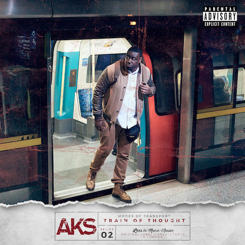 [Album Review] AKS - Train Of Thought EP