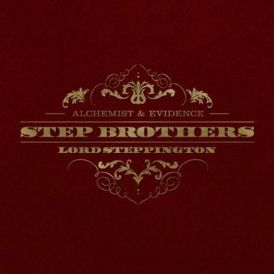 Step Brothers - Lord Steppington Cover