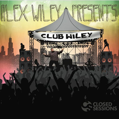 Alex Wiley - Club Wiley Cover
