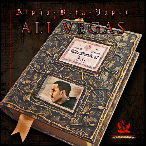 Ali Vegas - The Book of Ali Album Cover