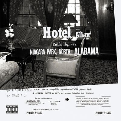 Allan Rayman - Hotel Allan Album Cover