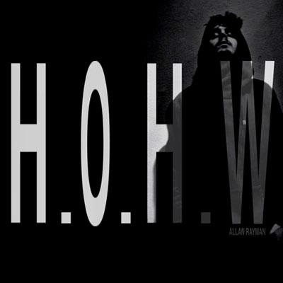 Allan Rayman - H.O.H.W. Cover