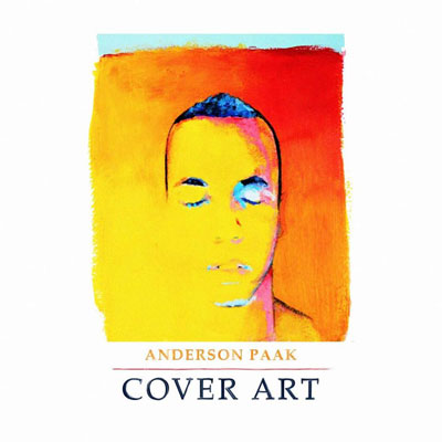 Anderson .Paak - Cover Art Cover