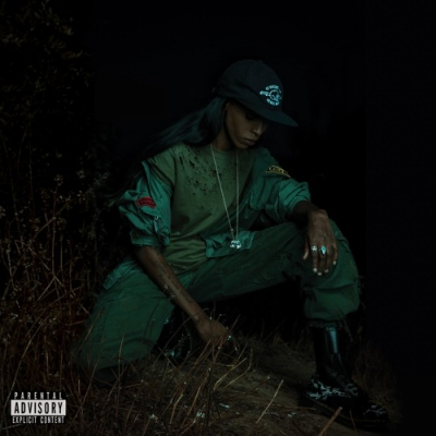 Angel Haze - Back to The Woods Album Cover