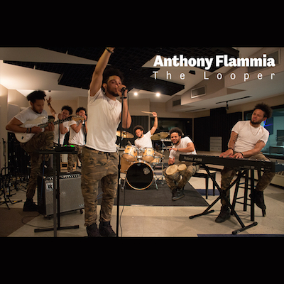 Anthony Flammia - The Looper Cover