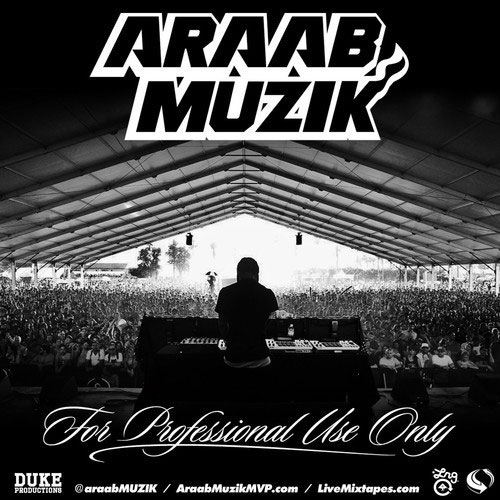 araabMUZIK - For Professional Use Only Cover