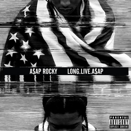 A$AP Rocky - LONG.LIVE.A$AP. Cover